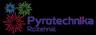 Pyrotechnika Rozehnal - logo