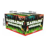 img - Zahradní ohňostroj 128ran, 30mm, rovný+šikmý moždíř