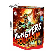 img - Monsters fountain