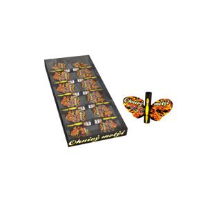 foto - Ohnivý motýl